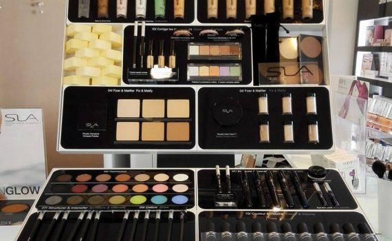 maquillage sla